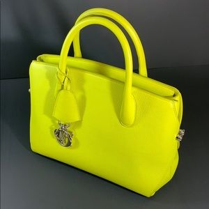 Christian Dior Open bar handbag